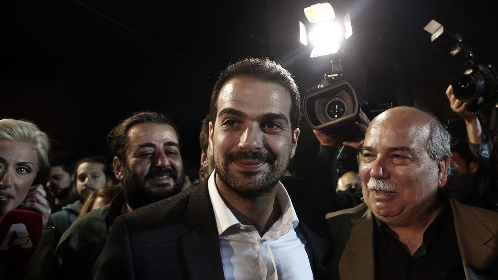 El portavoz del Gobierno griego, Gabriel Sakellaridis