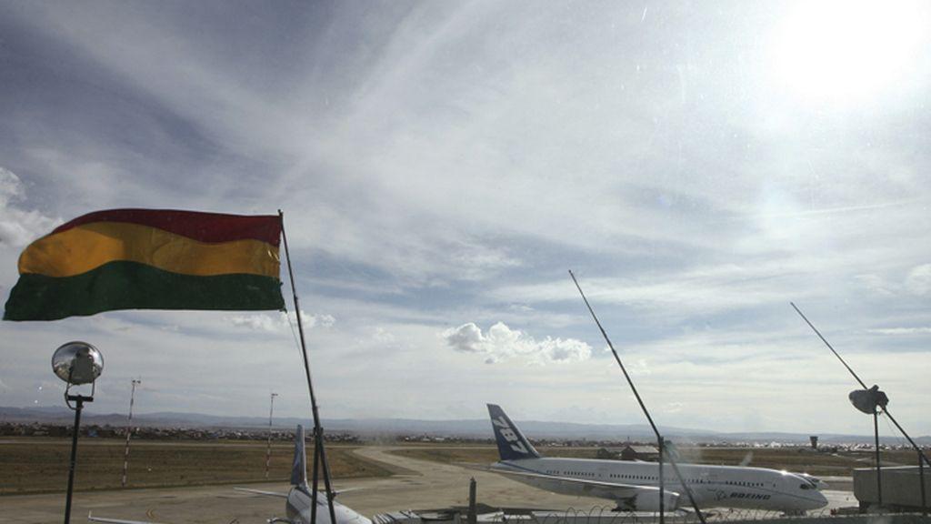 Aeropuerto Internacional El Alto, La Paz (Bolivia)