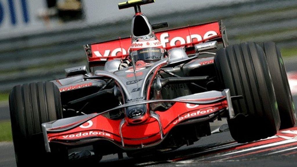 Kovalainen obtiene la 'pole' en el GP de Hungría