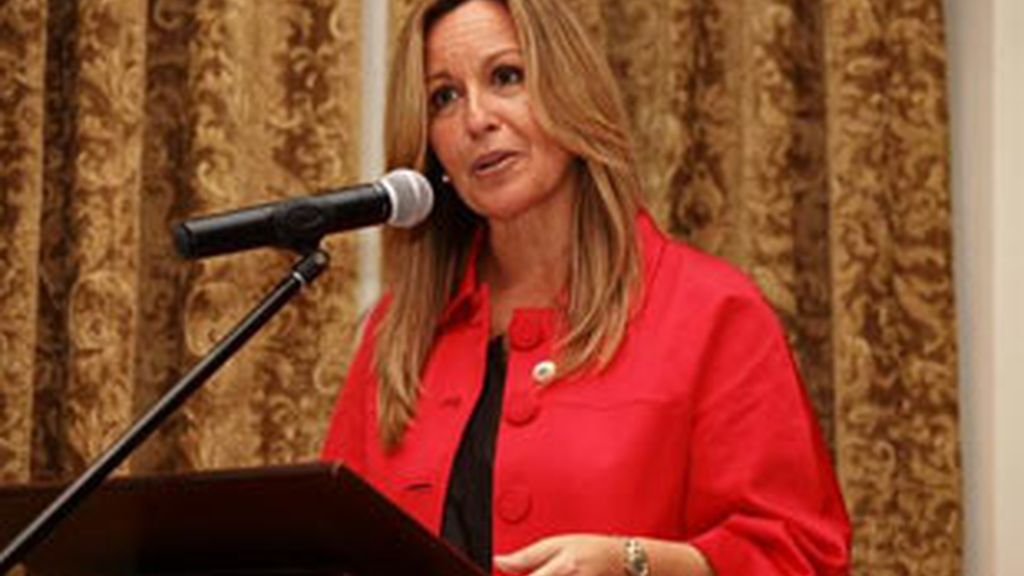 Trinidad Jiménez, ministra de Exteriores.