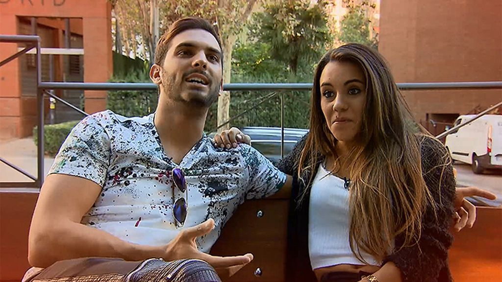 Suso y Paola recuerdan la noche que pasaron en Vitoria