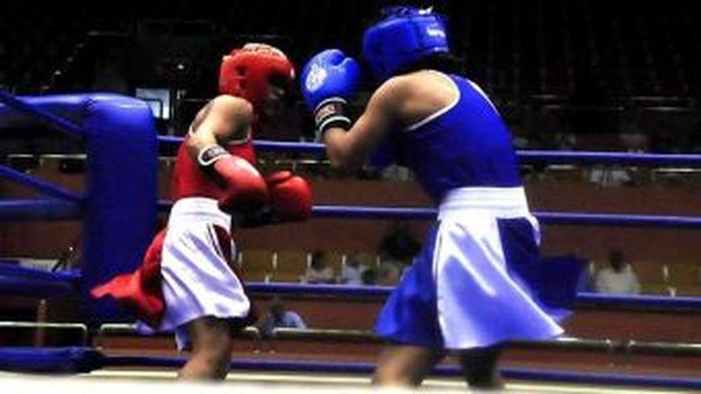 En Polonia el reglamento exige que las boxeadoras usen faldas dentro del ring.
