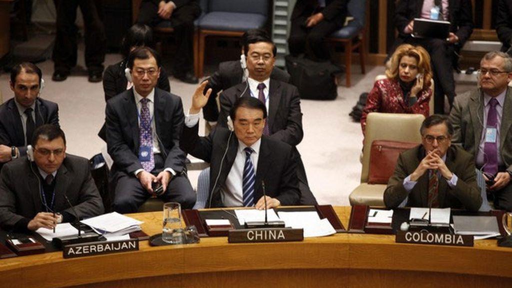 China y Ruisa vetan la resolución de la ONU contra Siria