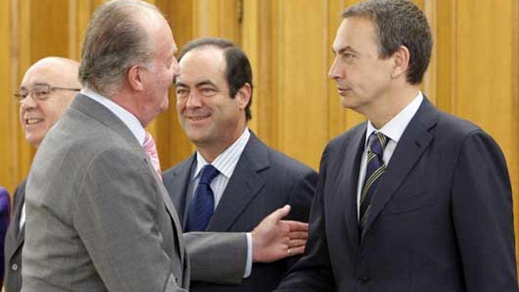 El Gobierno de Zapatero