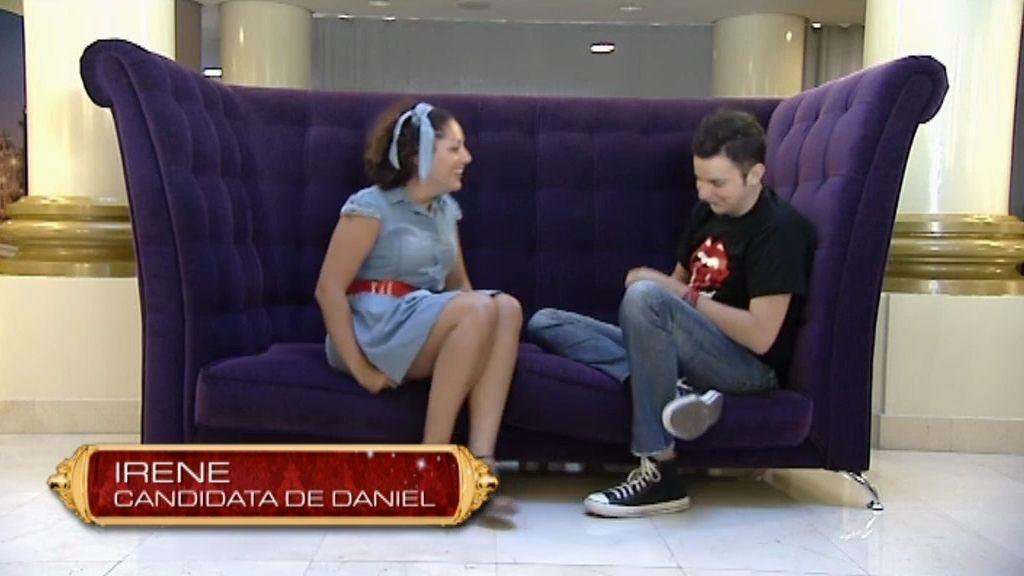 Daniel hace caso a su madre