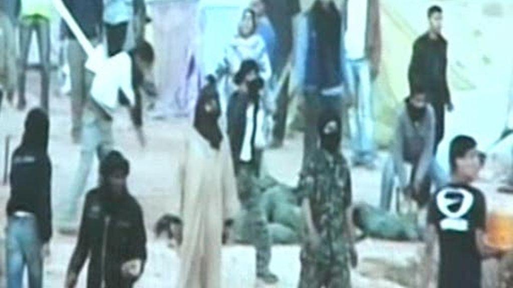 Marruecos difunde su versión sobre los disturbios en El Aaiún