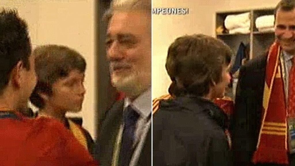 Hijo de Rajoy