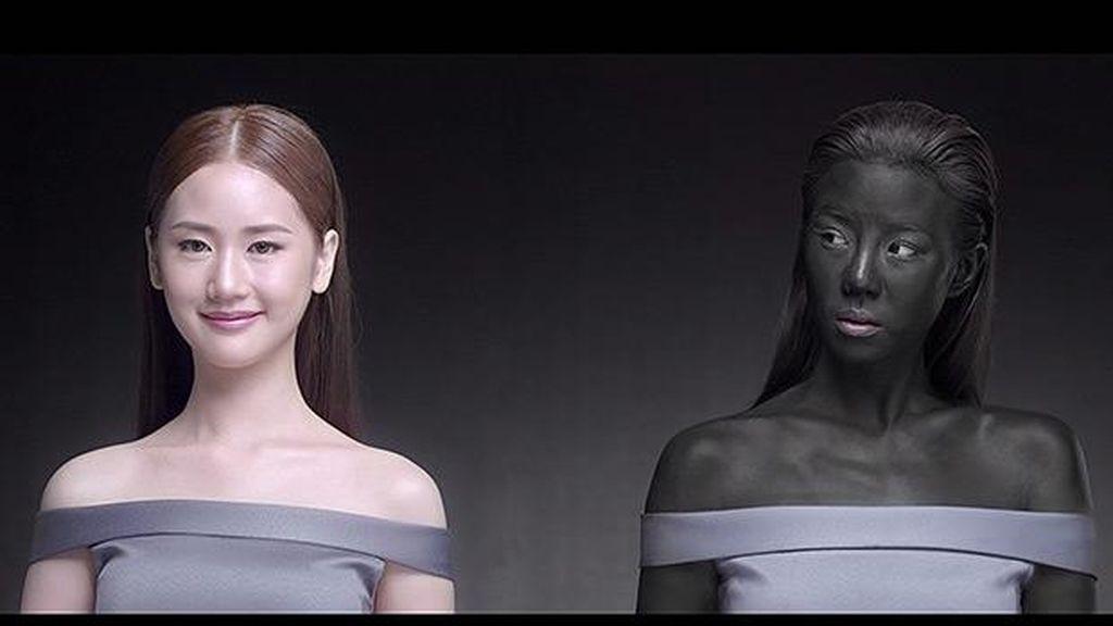 Anuncio racista tailandés
