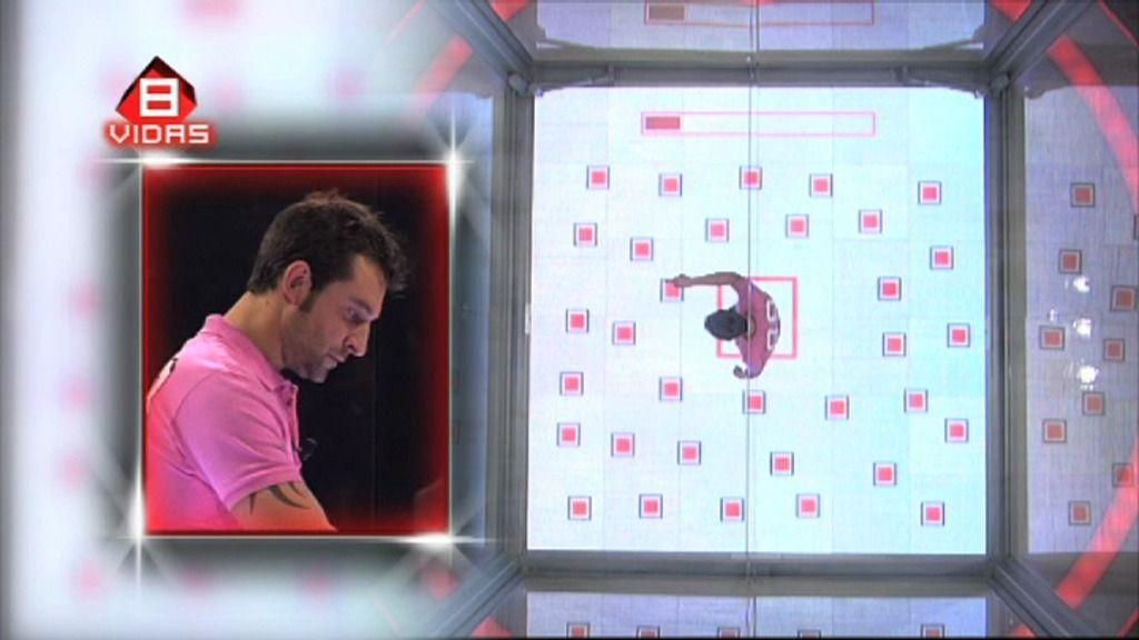 Las mejores instantáneas del primer programa de El Cubo