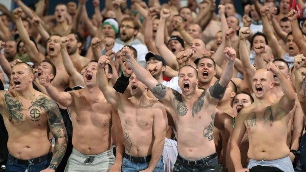 Legia,Real Madrid,Champions,Ultras