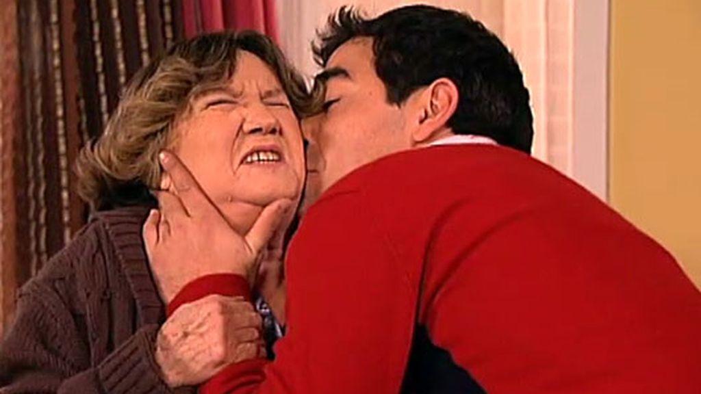 Justi, la madre de Amador