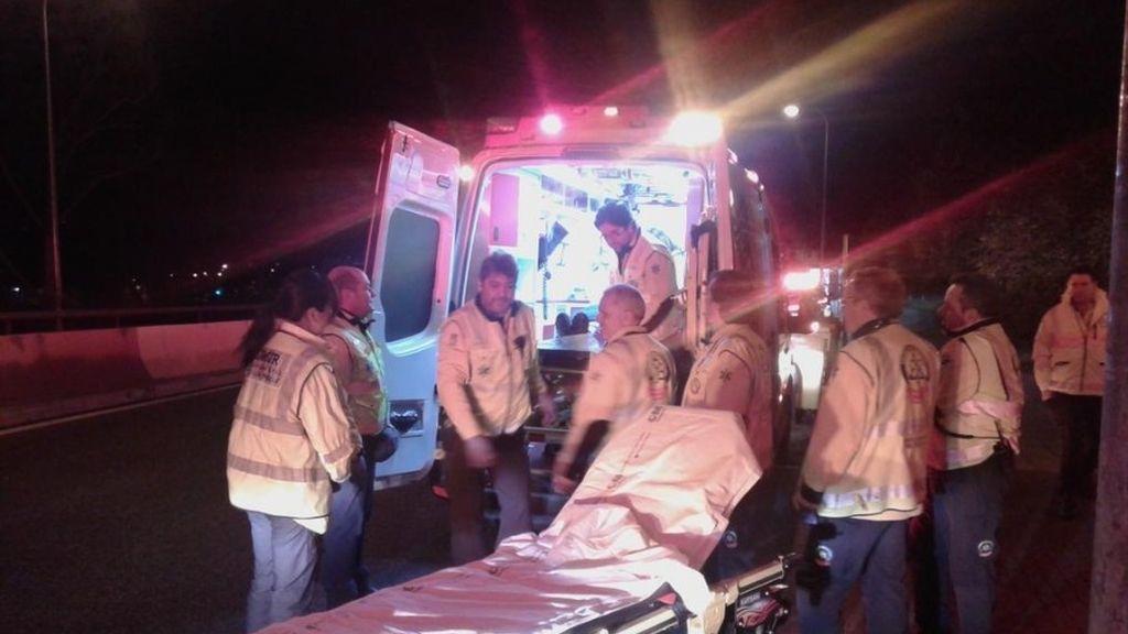Herido grave un hombre tras ser apuñalado seis veces y seguir de bares con amigos