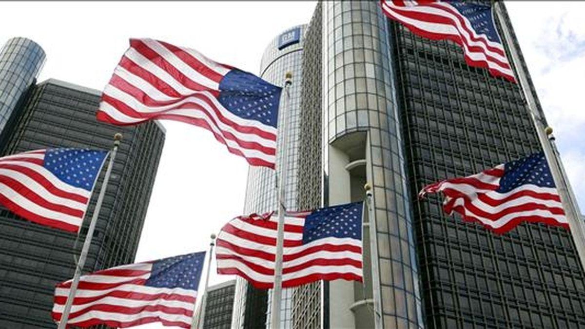 """General Motors confirmó hoy que su plan de reestructuración cuenta con el respaldo de """"más del 54 por ciento de los tenedores de bonos"""" lo que le permitirá proceder con la propuesta de venta 363. EFE"""