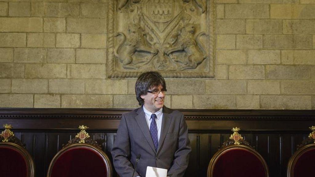Puigdemont ya ha renunciado a la alcaldía de Gerona