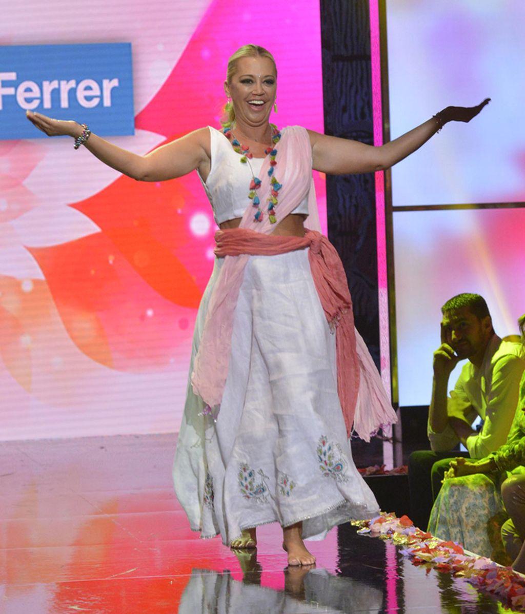 La Fundación Vicente Ferrer transforma la pasarela