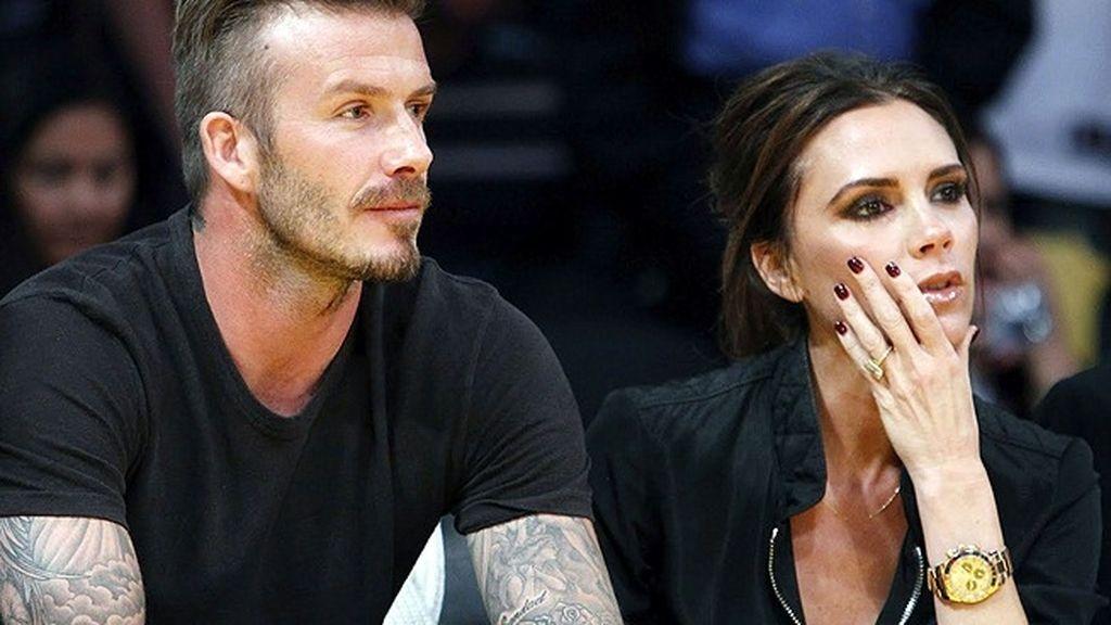 David y Victoria Beckham, cuando otros venden lo que es tuyo