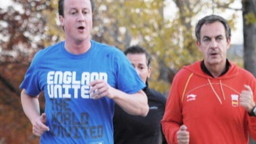 No solo Zapatero sale a correr