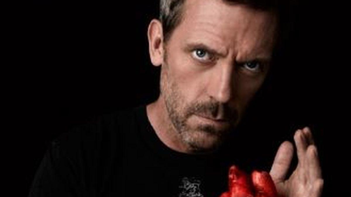 Hugh Laurie no lleva muy bien las exigentes grabaciones de la serie que lo ha convertido en una estrella mundial.