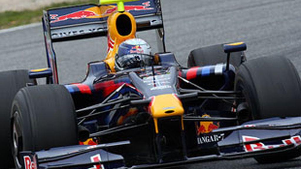 Red Bull, por el momento, no será investigado por su supuesto control de altura. Foto: AP