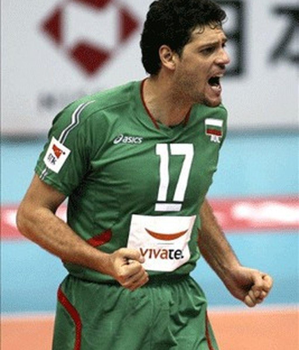 El capitán búlgaro de voleibol apartado del equipo tras un control de dopaje
