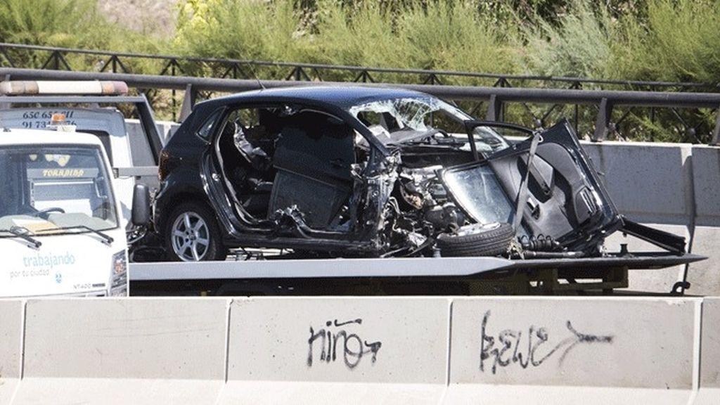 El fin de semana deja doce fallecidos en once accidentes en las carreteras españolas