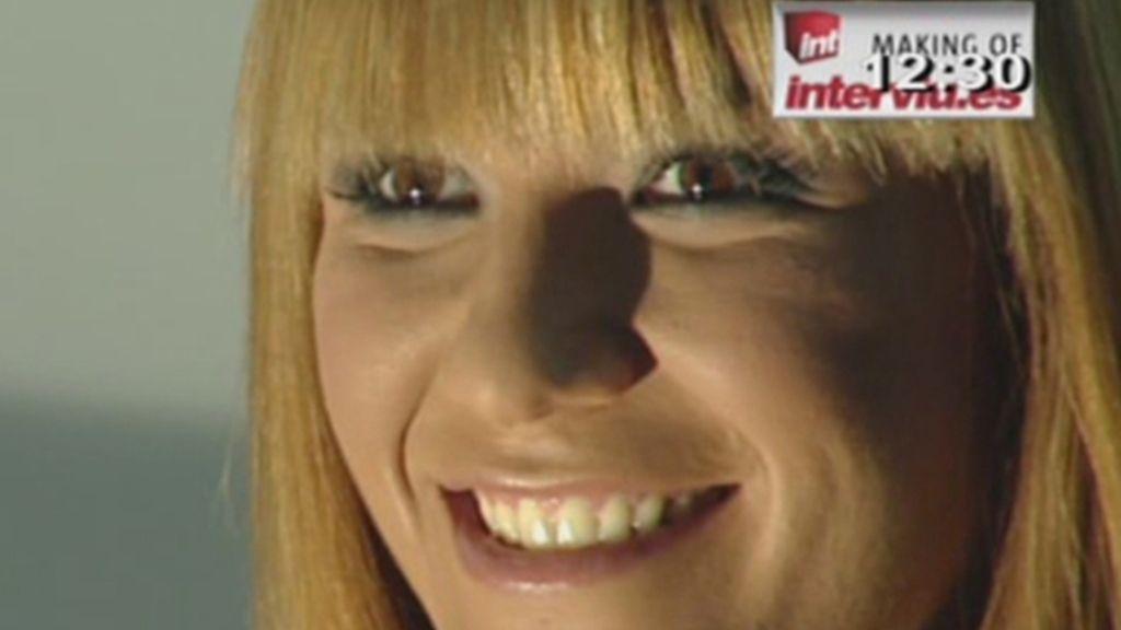 Tamara Gorro, la 'gancho' más explosiva de 'MYHYV', nueva portada de Interviú