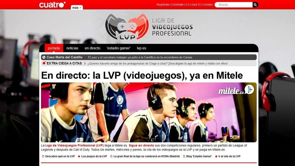 Site LVP