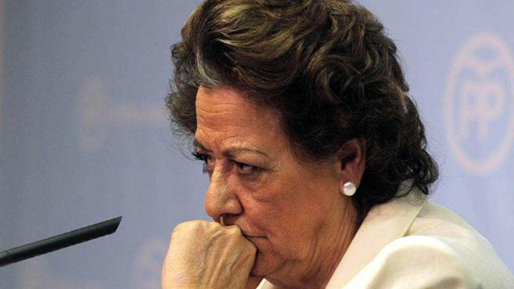 Rita Barberá, la alcaldesa eterna de Valencia