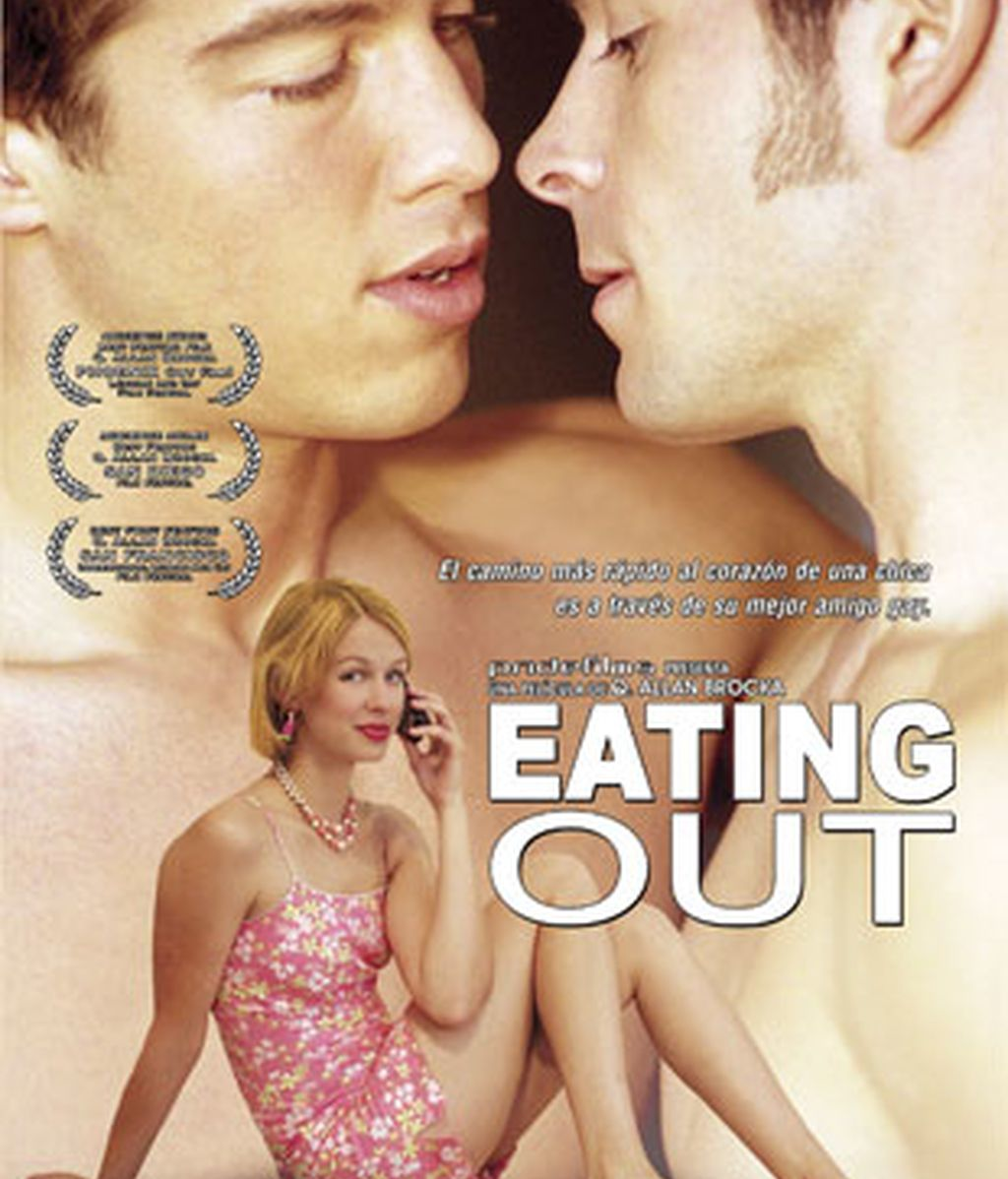 Portada 'Eating out'
