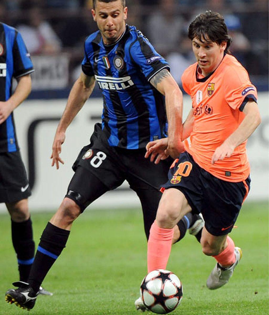 Juega Messi