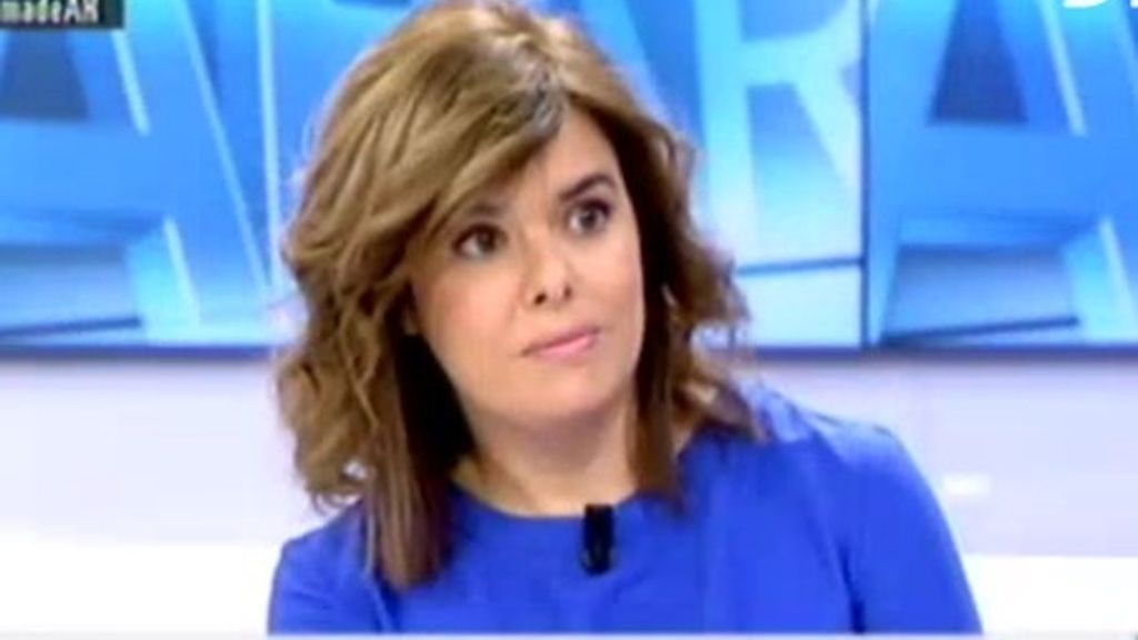 Soraya Sáenz de Santamaríaa