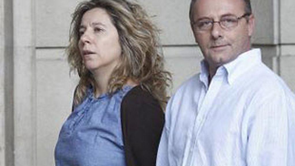 Los padres de Marta del Castillo en los juzgados de Sevilla
