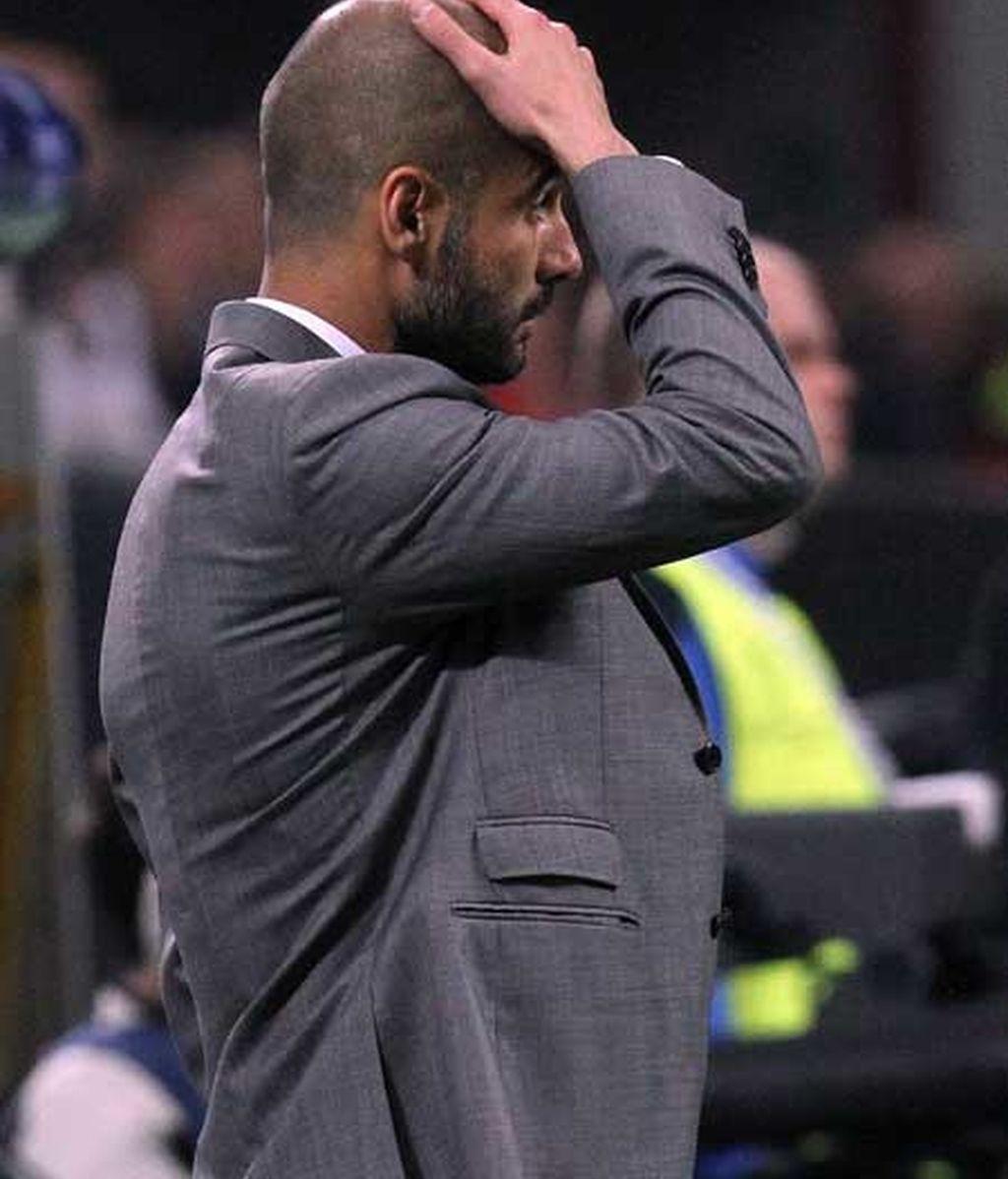 Guardiola no pudo con Mourinho