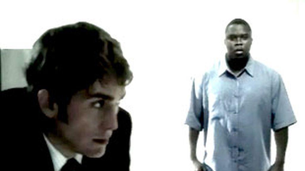 Aaron James vuelve a aparecer en este episodio