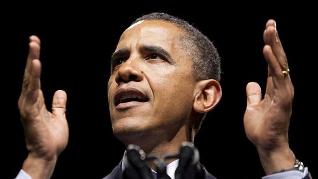 En la imagen, el presidente de los Estados Unidos, Barack Obama. EFE/Archivo