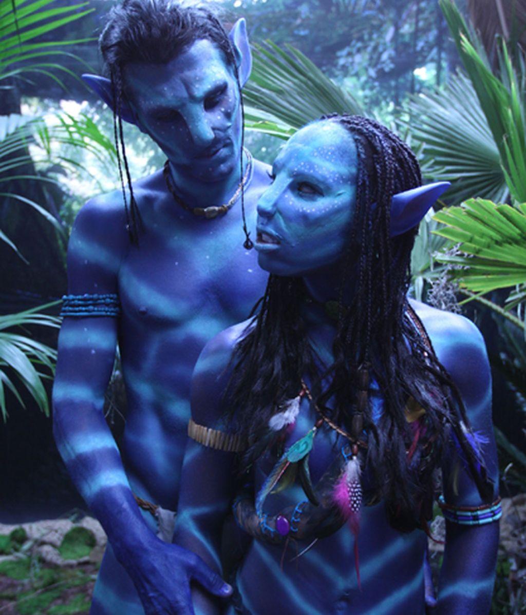 Avatar, la versión porno en 3D