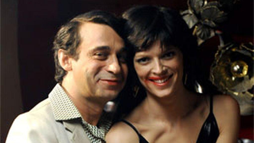 Jordi Mollá y Bimba Bosé protagonizan la película que lleva a la gran pantalla la vida del poeta Jaime Gil de Biedma.