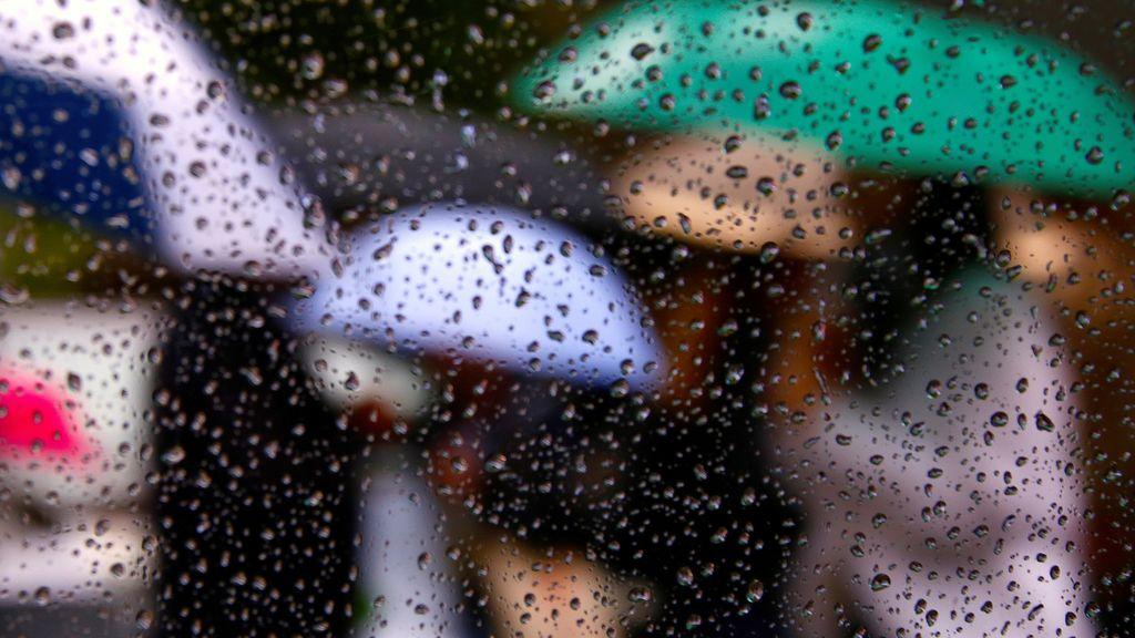 La lluvia en Sidney
