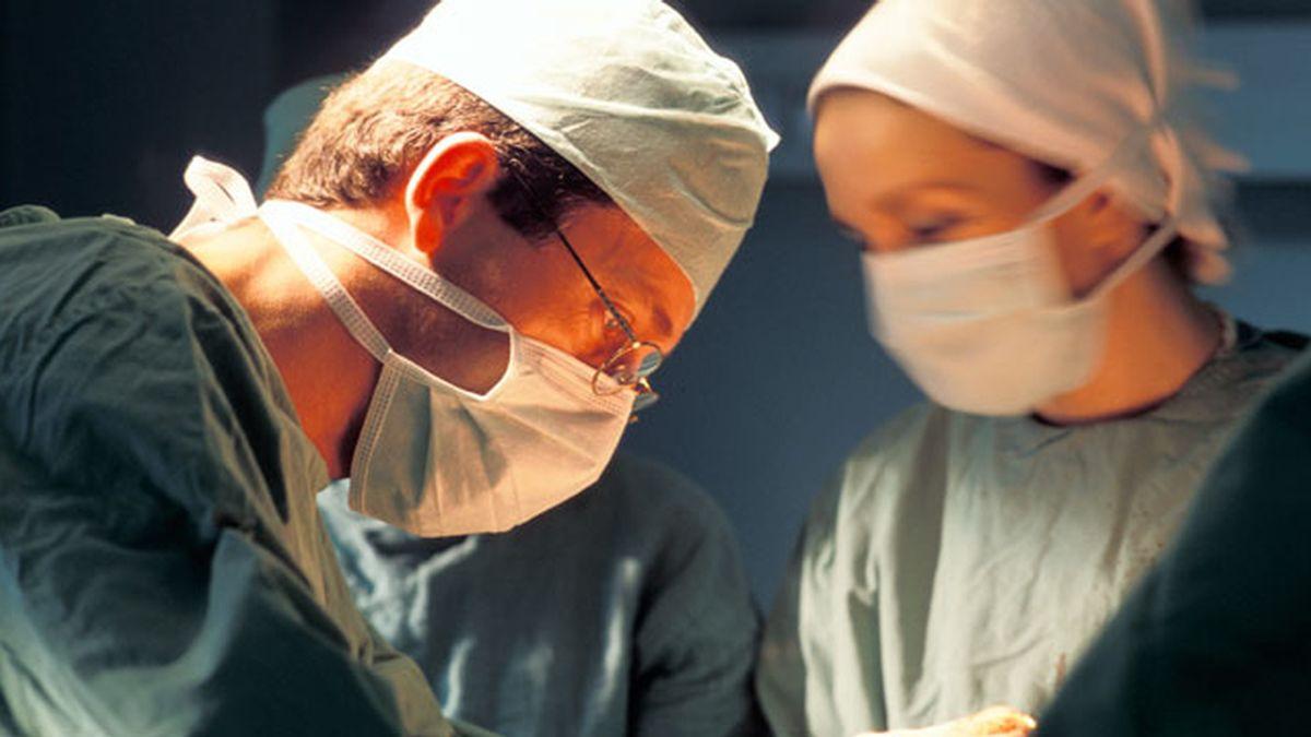 quirófano, operación, cirujano