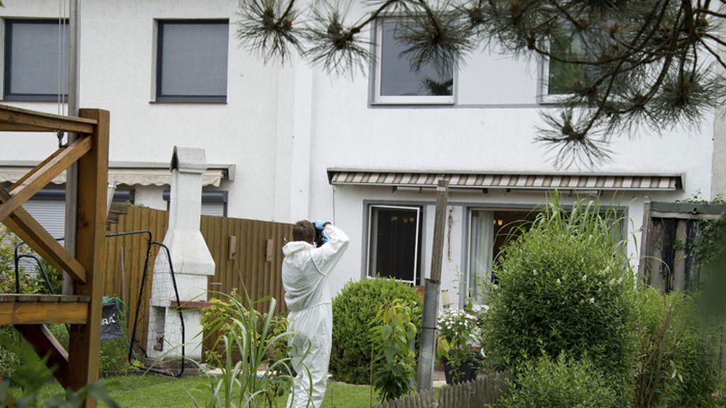 Un padre mata a sus cuatro hijos en Alemania