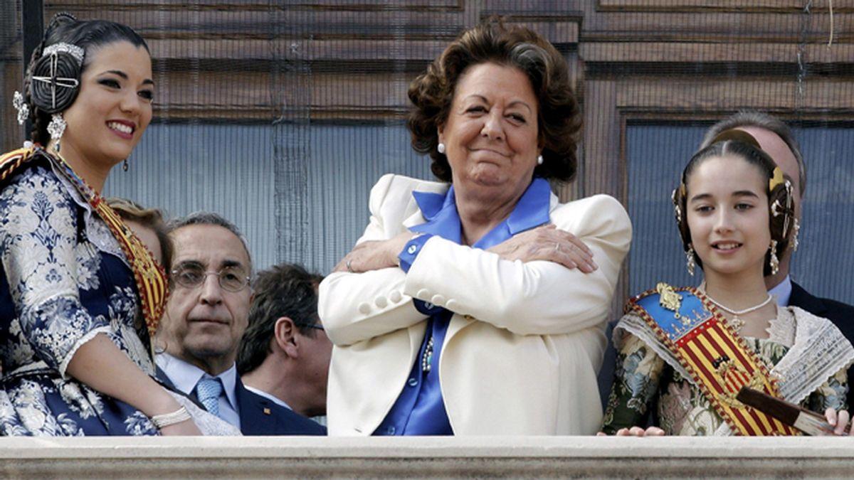 Fallece Rita Barberá