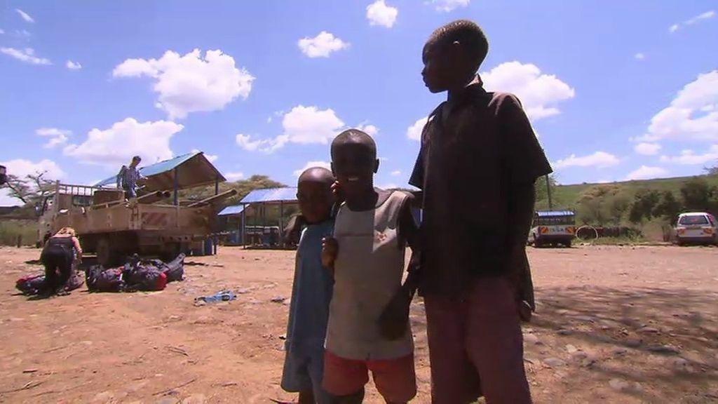ETAPA 1: La llama de África