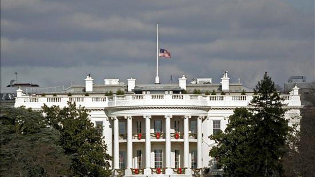 """La medida """"ayudará a promover los intereses de Estados Unidos al mejorar las comunicaciones bilaterales"""" con Venezuela, dijo Ian Kelly, portavoz del Departamento de Estado. EFE/Archivo"""
