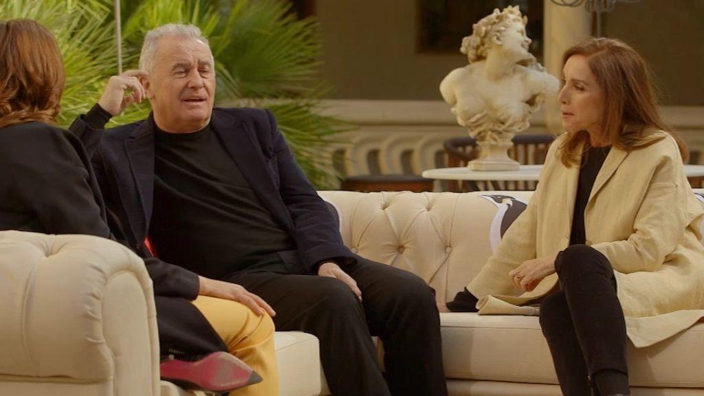 Ana Belén y Victor Manuel, gesto a gesto