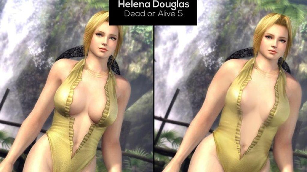 ¿Y si las superhéroes de los videojuegos tuviesen cuerpos reales?