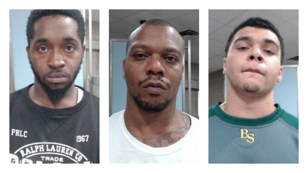 Arrestados en el tiroteo de Trinity Gay