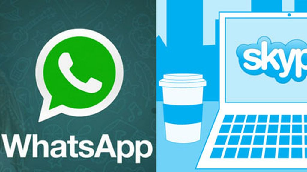 WhatsApp,WhatsApp videollamadas,Skype