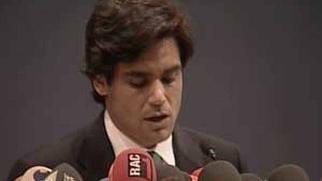 Juan José Güemes ha confirmado los dos casos graves de gripe A en Madrid.