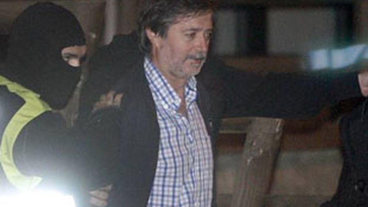 Imagen de archivo del ex secretario general del sindicato LAB, Rafael Díez Usabiaga. Foto: EFE.