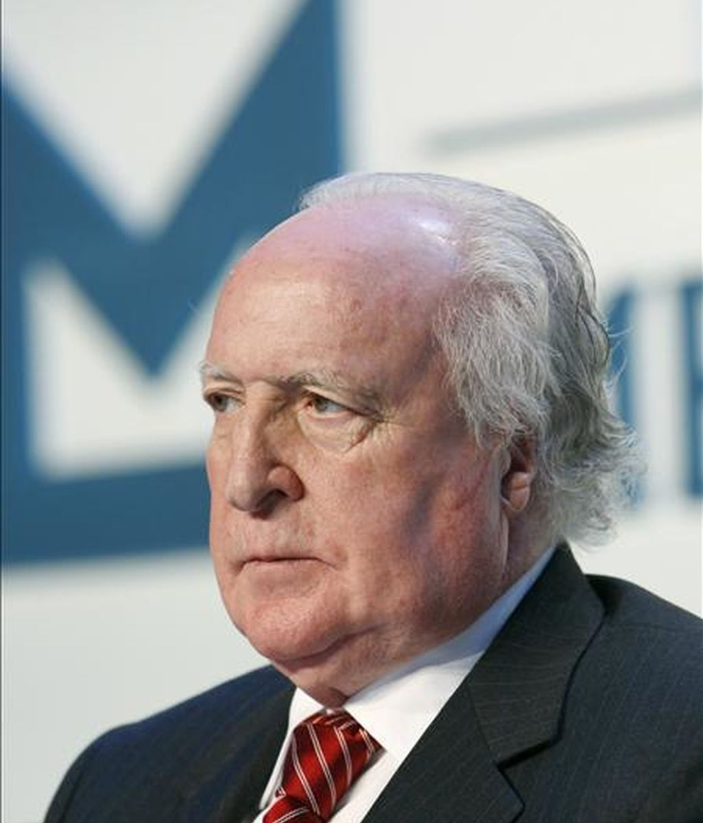 El presidente de Metrovacesa, Ramón Sanahuja. EFE/Archivo